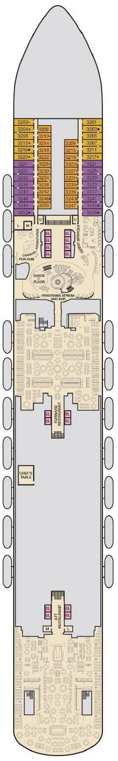 Deck 3 - Lobby